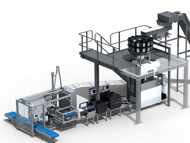 Integrated Total Packaging Solutions (iTPS)